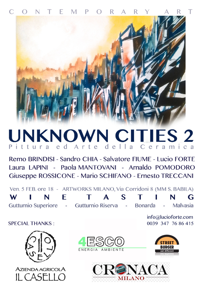 UNKNOWN CITIES 2h