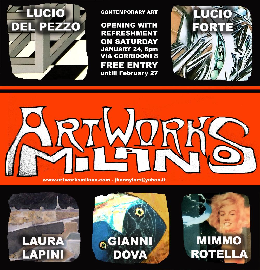 artworks milano 2