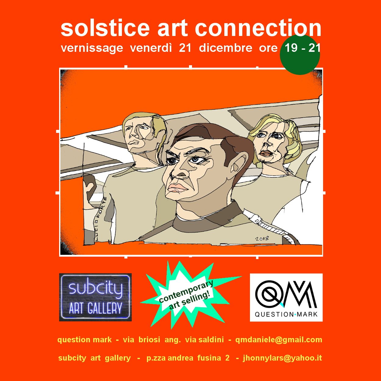 solstice art connection b