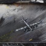 Lucio Forte Boeing B-17E