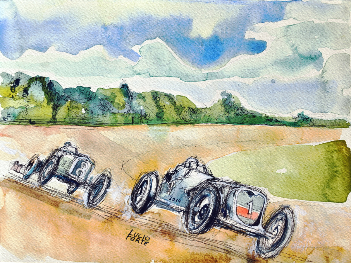 macchine corsa 22